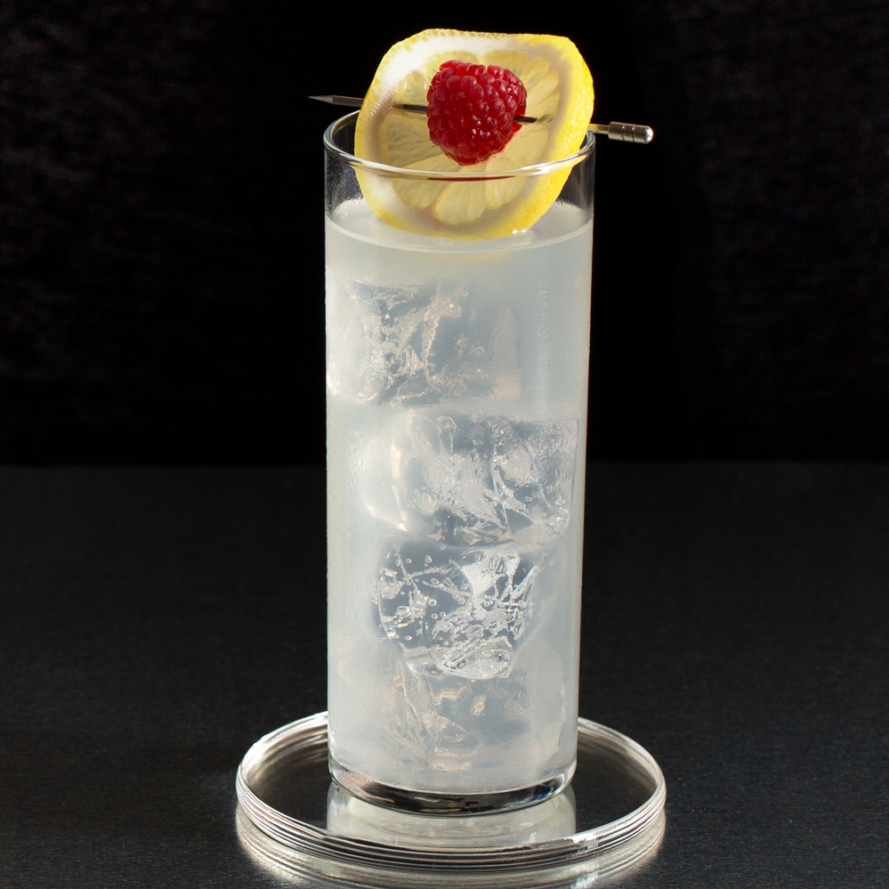 EFFEN® Raspberry Lemonade | The Cocktail Project