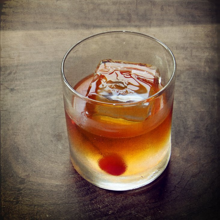 Classic Old Fashioned Drink Recipe