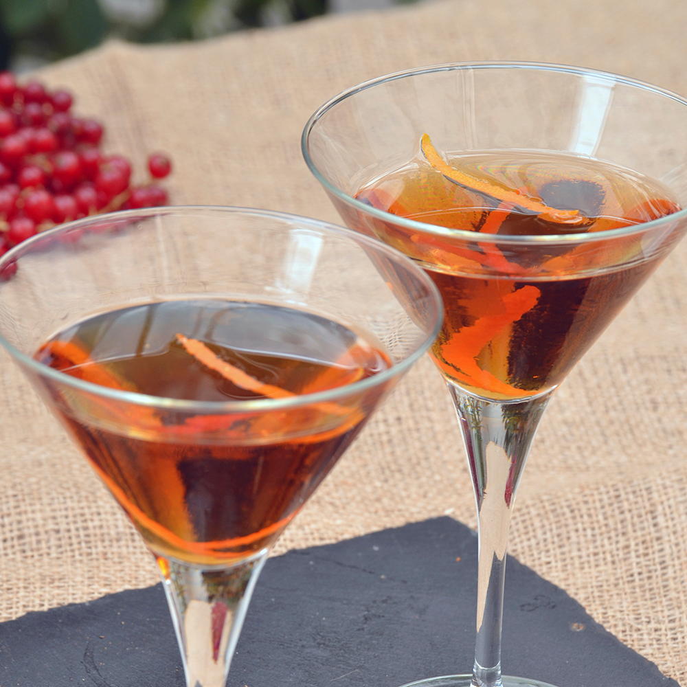 Courvoisier® Sidecar Drink Recipe
