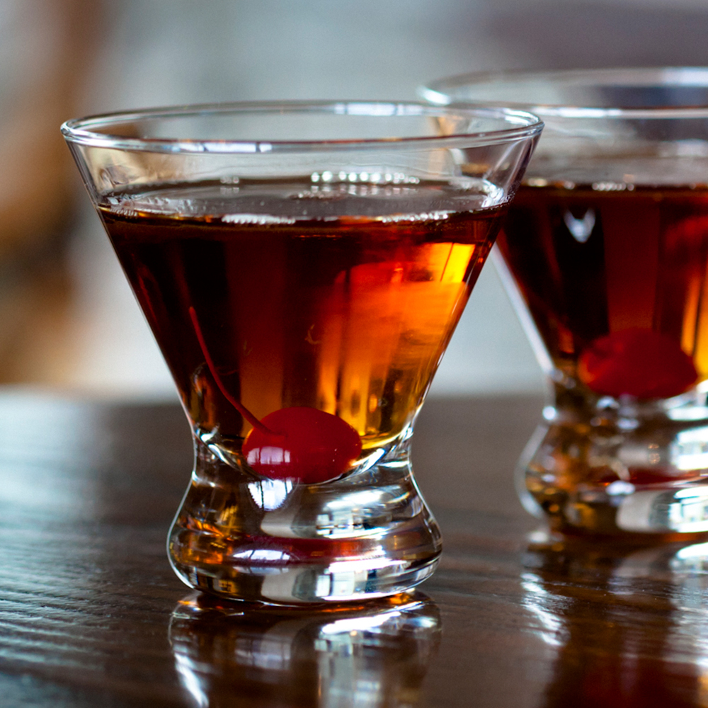 Classic Manhattan | The Cocktail Project