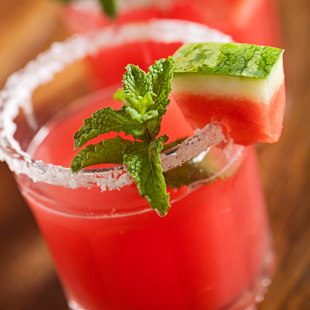 Watermelon Margarita | The Cocktail Project