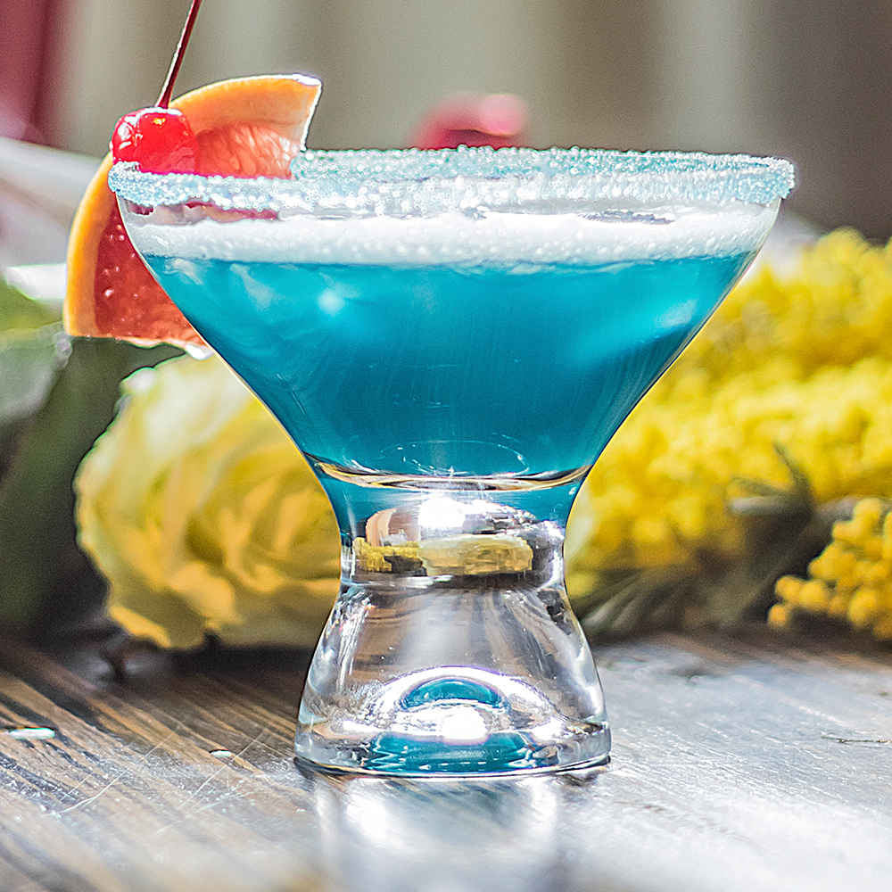 Blue Curacao Martini Drink Recipes
