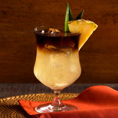 planters punch drink recipe with 10 Tropical Tiki Cocktails on Cuba libre cocktail rezept furthermore Barracuda  cocktail also Review Appleton 151 Dark Jamaican Rum as well Make Rum Punch Cocktail 185540 together with Bahama Mama.