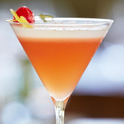 Pink Pineapple-Tini