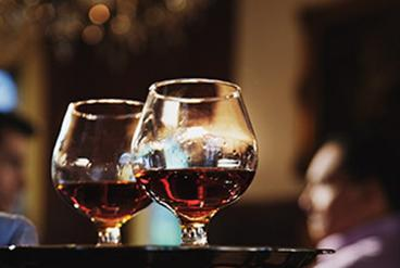 Courvoisier Story | The Cocktail Project