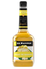 DeKuyper<sup>®</sup> Creme de Banana Liqueur | The Cocktail Project