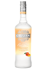 Cruzan<sup>®</sup> Peach Rum | The Cocktail Project