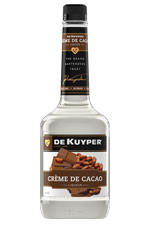 DeKuyper<sup>®</sup> Creme de Cocoa White Liqueur | The Cocktail Project
