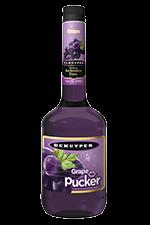 DeKuyper® Pucker® Grape Schnapps | The Cocktail Project