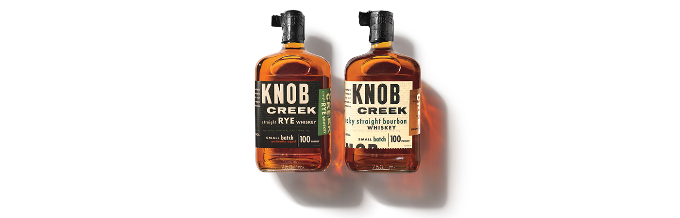 Knob Creek recipe