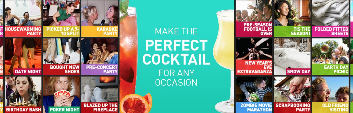 DeKuyper Brand Lounge | The Cocktail Project