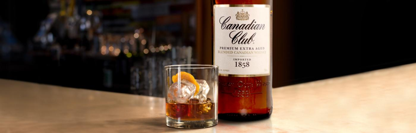 Canadian Club Brand Lounge | The Cocktail Project