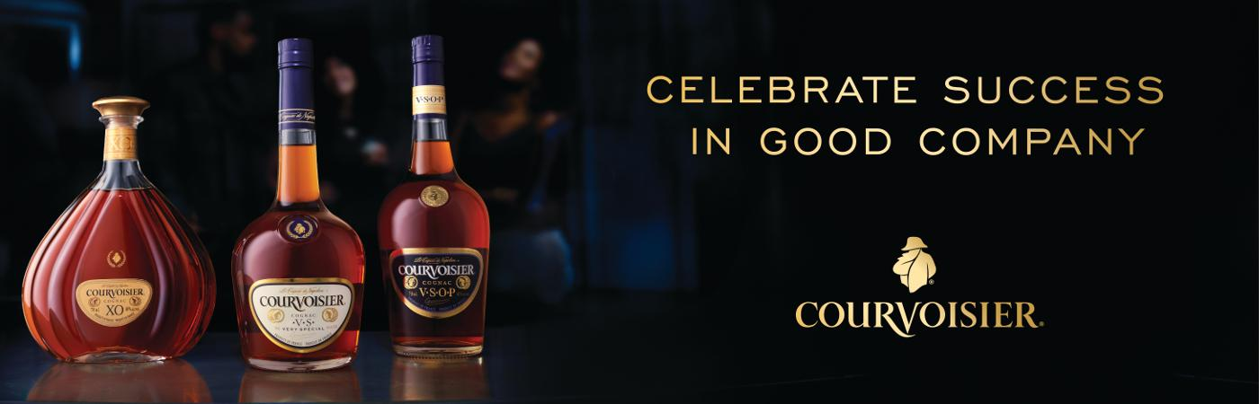 Courvoisier Brand Lounge | The Cocktail Project