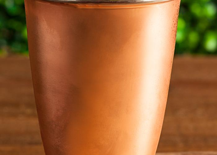 Berry Moscow Mule | The Cocktail Project
