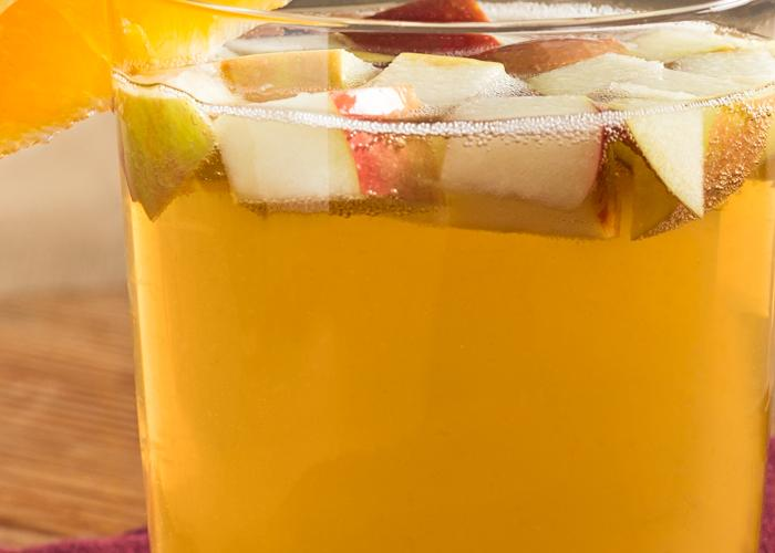 Fall Sangria | The Cocktail Project