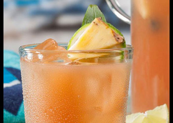 Pina Punch | The Cocktail Project