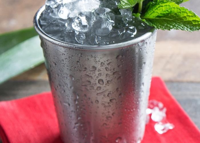 Mexican Julep | The Cocktail Project