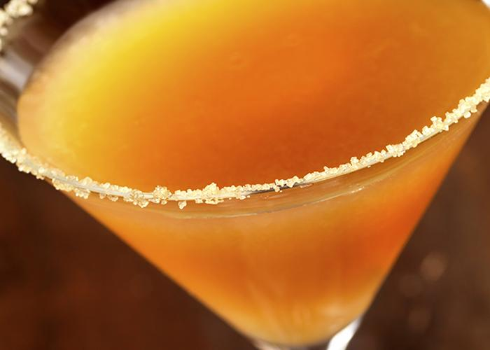 Autumn-tini | The Cocktail Project