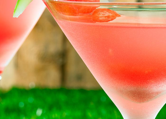Watermelon Martini   The Cocktail Project