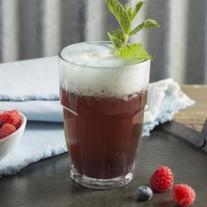 Berry Good Shandy cocktail recipe
