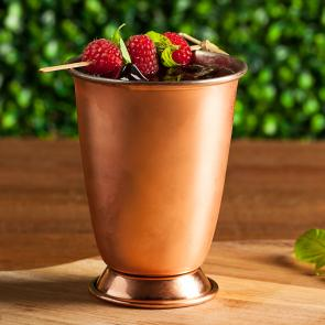 Berry Moscow Mule | The Cocktail Porject