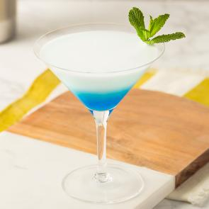 DeKuyper® Mintini cocktail recipe