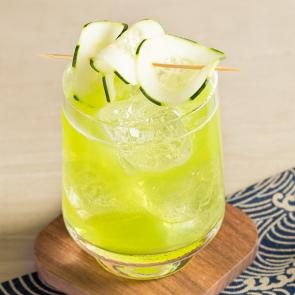 Cucumber Cooler | The Cocktail Porject