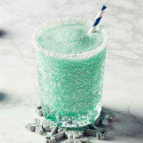 Blue Flurry cocktail recipe