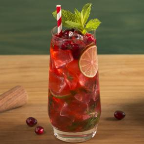 Cranberry Mojito | The Cocktail Porject