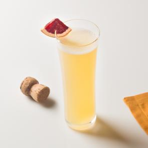 EFFEN® Blood Orange Mimosa | The Cocktail Porject