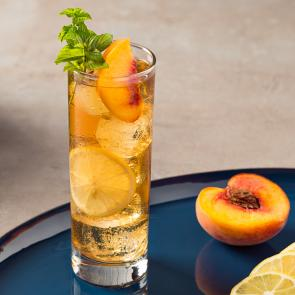 Peach Iced Tea | The Cocktail Porject