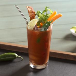 Sunday Funday Bloody Mary | The Cocktail Porject