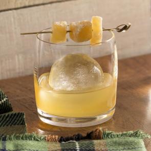 Laphroaig® Penicillin   The Cocktail Porject