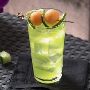 Melon Cooler | The Cocktail Porject