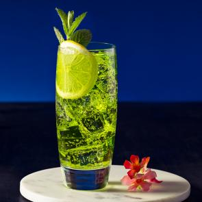 Midori® Lemon Lime Soda | The Cocktail Porject