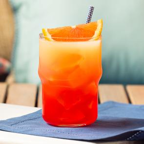 Tequila Sunrise | The Cocktail Porject