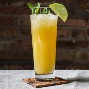 Guava Spice cocktail recipe