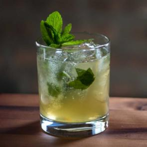 High Stakes Julep | The Cocktail Porject