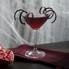 Black Widow Martini | The Cocktail Porject