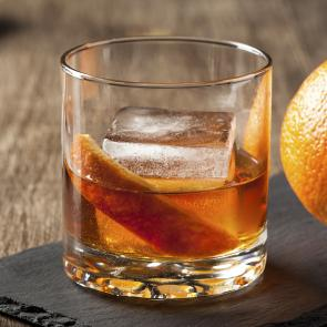 Hornitos® Black Barrel® Tequila Old Fashioned cocktail recipe