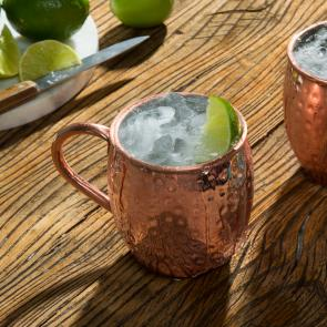 Bruxo® Mezcal Mule cocktail recipe