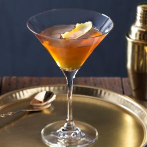 Courvoisier® Sidecar | The Cocktail Porject