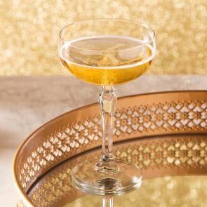 Sparkling Cognac cocktail recipe