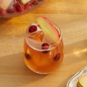 Cruzan® Cranberry Cider Punch cocktail recipe