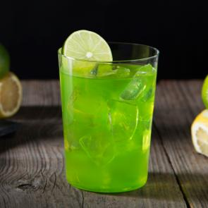 Hornitos® Midori® Margarita | The Cocktail Porject
