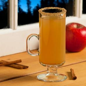 Hot And Spicy Cider | The Cocktail Porject