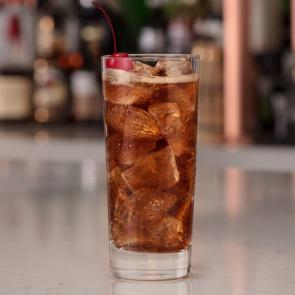 Jim Beam® Vanilla & Cola cocktail recipe