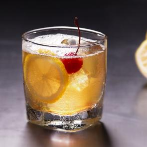 Amaretto Sour cocktail recipe