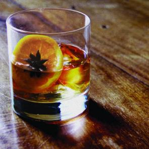 Knob Creek® Single Barrel Reserve Old Fashioned cocktail recipe