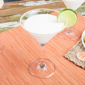 Key Lime Pie Martini | The Cocktail Porject